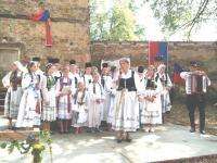 Foto Chor mit Rosi Müller-min